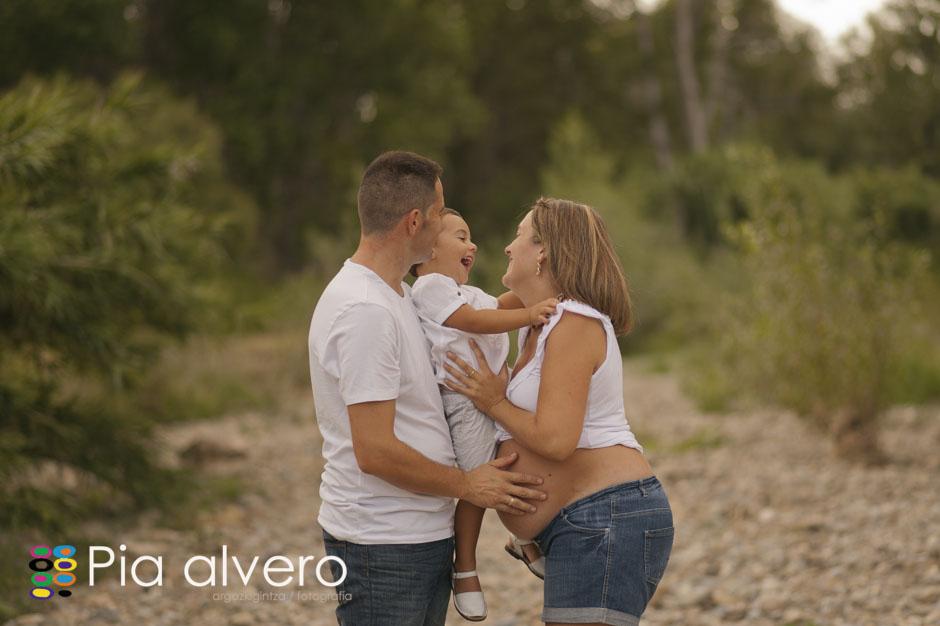 Piaalvero fotografía de embarazo en Cintruénigo , Navarra.-1