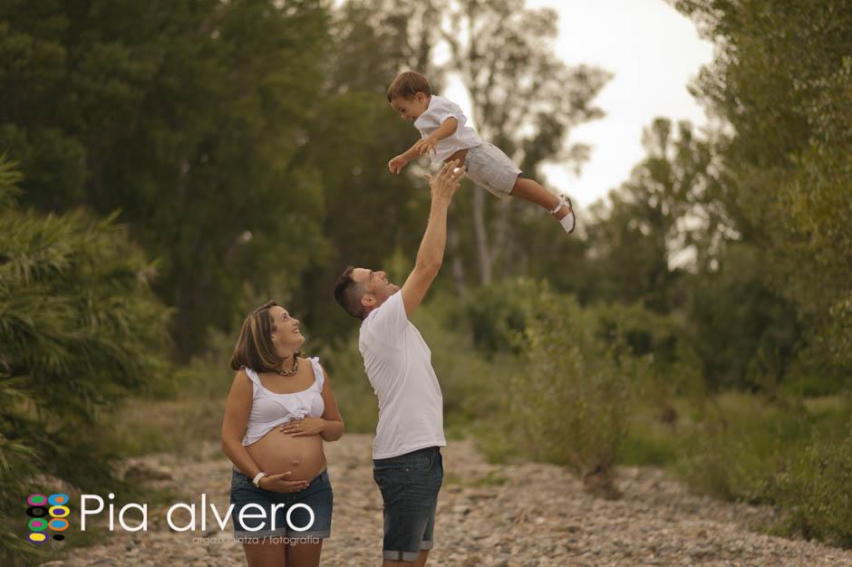 Piaalvero fotografía de embarazo en Cintruénigo , Navarra.-3