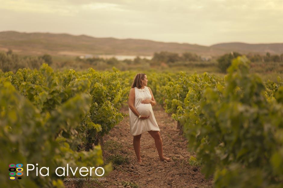 Piaalvero fotografía de embarazo en Cintruénigo , Navarra.-37