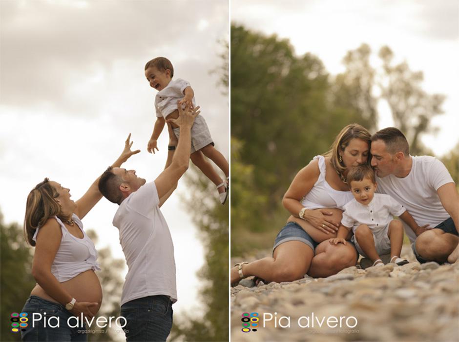 Piaalvero fotografía de embarazo en Cintruénigo , Navarra.-4