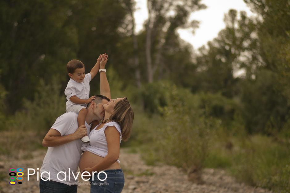 Piaalvero fotografía de embarazo en Cintruénigo , Navarra.-50
