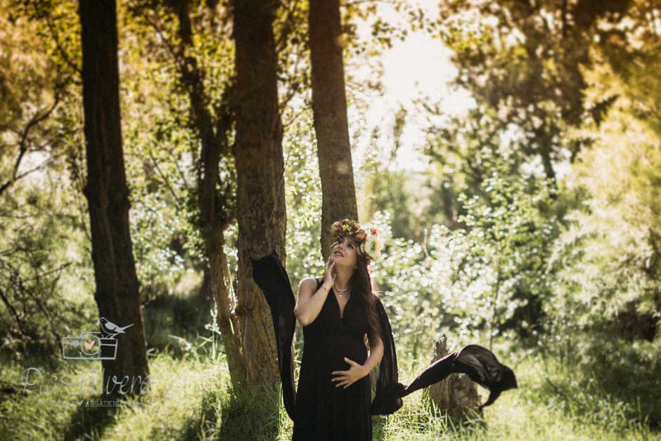 Pia Alvero fotografia de embarazo Navarra y Bilbao-58