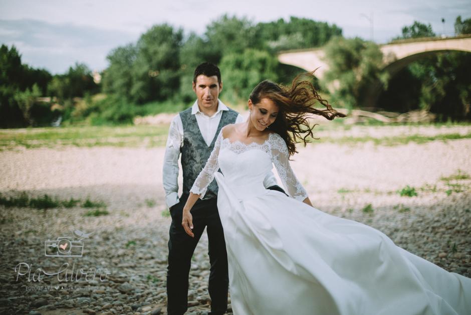 Postboda Jenni & Alejandro en Castejon , Navarra-237