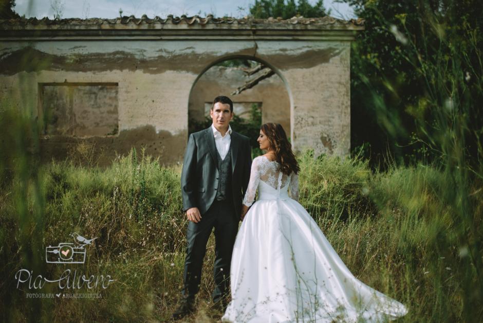 Postboda Jenni & Alejandro en Castejon , Navarra-53