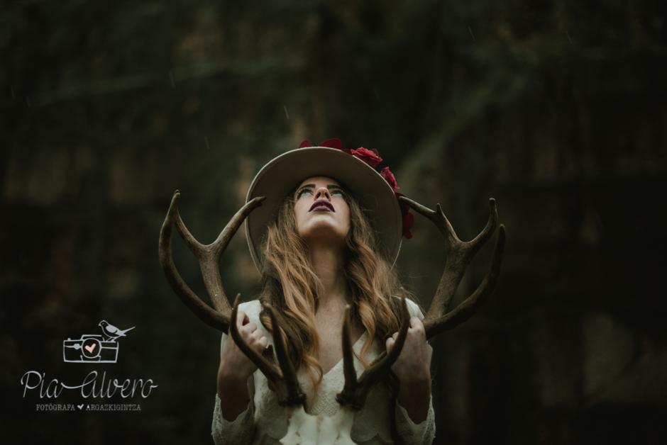 Pia Alvero fotografia edotorial de otoño, Ereño-360