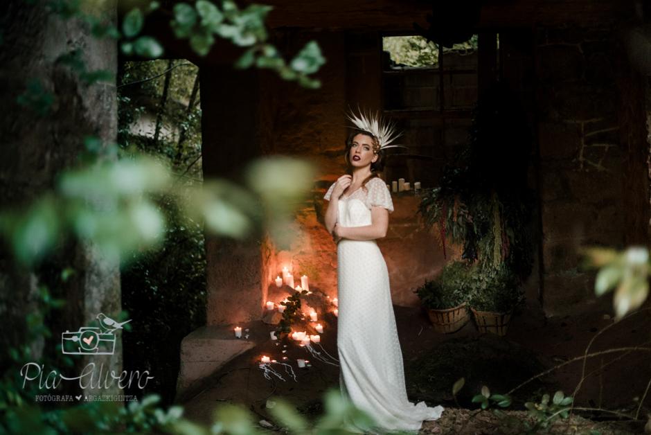 Pia Alvero fotografia edotorial de otoño, Ereño-382