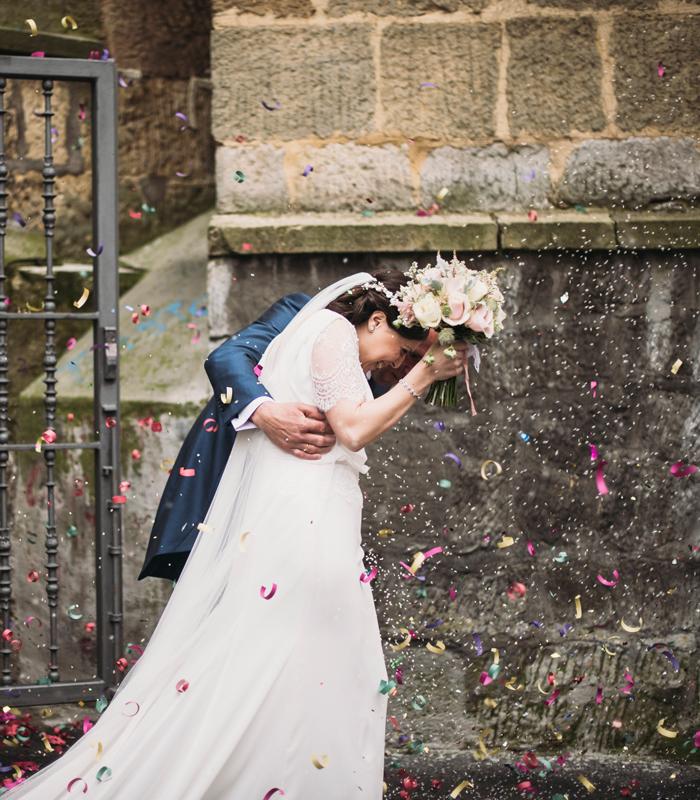 Fotografía bodas Bizkaia