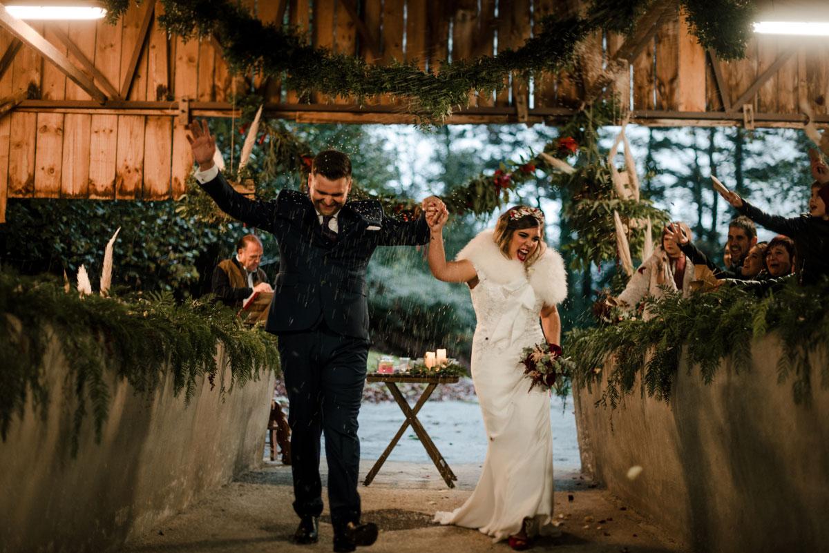 Reportajes de bodas bonitas Bilbao Bizkaia Navarra - Pía Alvero