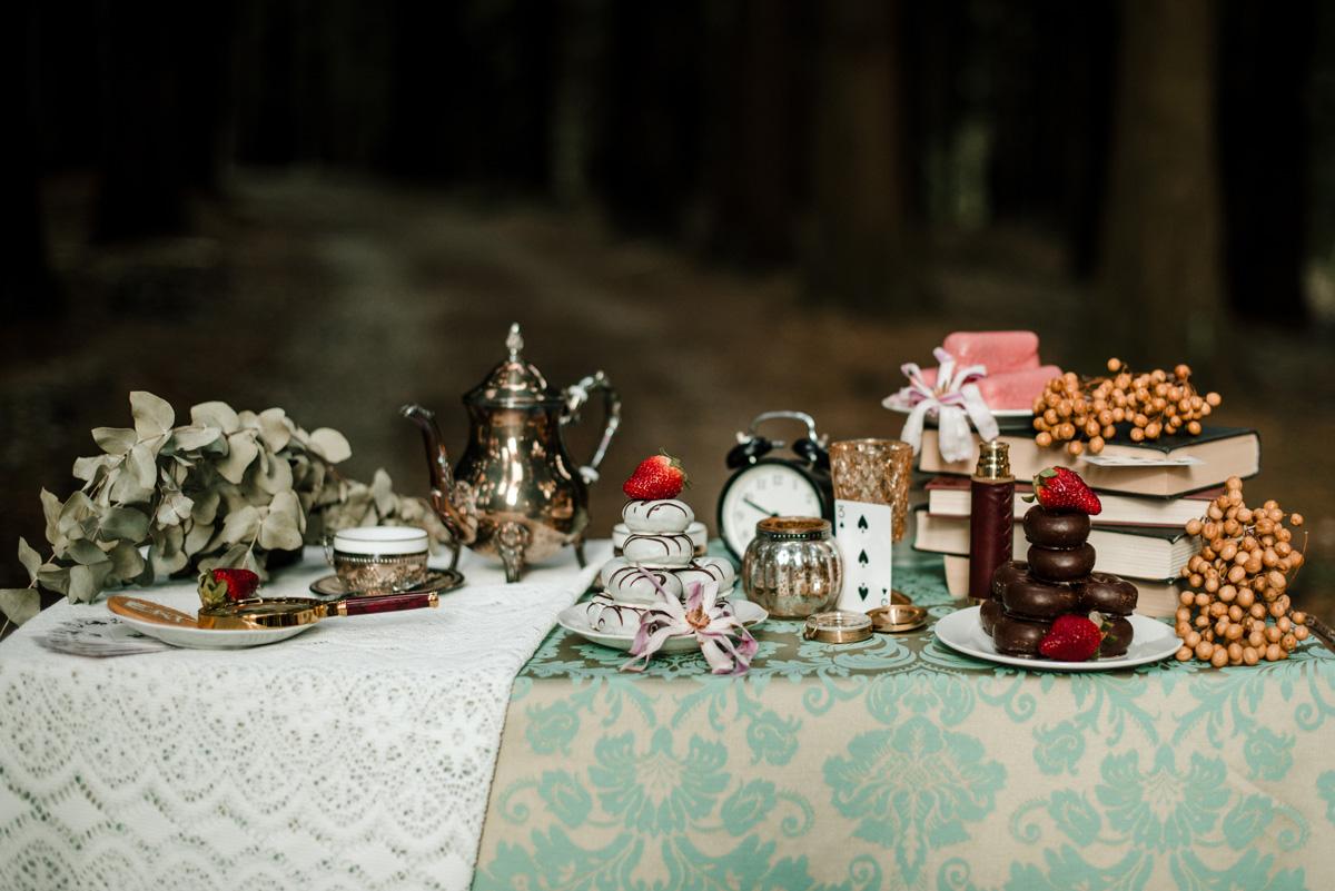 Reportaje fotografía mágica - Pedida mano original - preparativos- Pía alvero