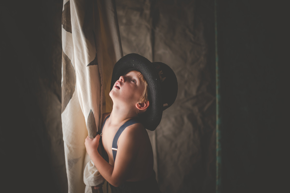 Fotografía mágica infantil