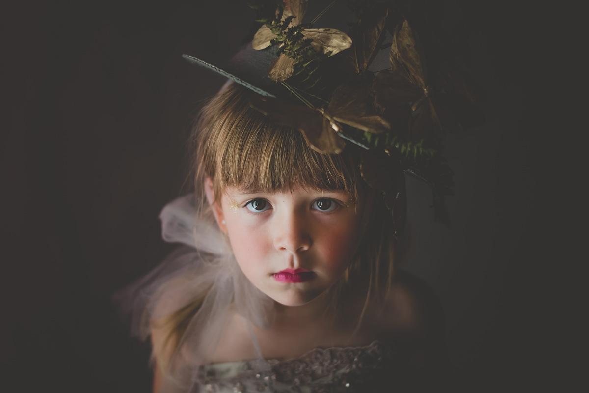 Fotografía mágica infantil - sirenas