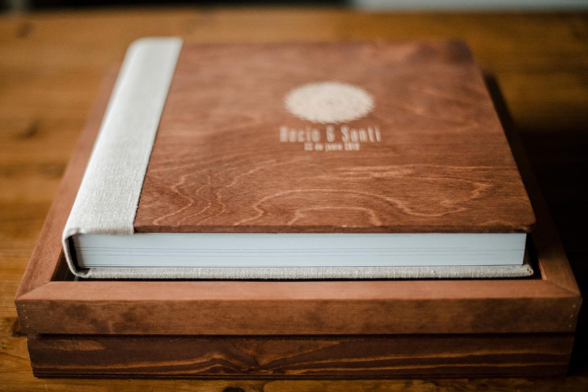 Archivos fotográficos vs fotos en papel - Album bodas